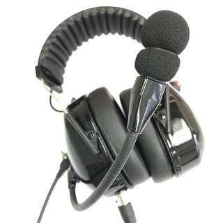 降噪航空款式耳機 Flight Sim Headset - Nosie Cancelling Aviation Style (>24dB)
