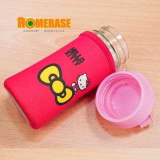 HOMEbase Mini Tumbler + Cover *Hello Kitty