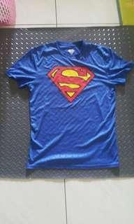 🚚 Superman  dri fit 上衣 nike adidas under armour