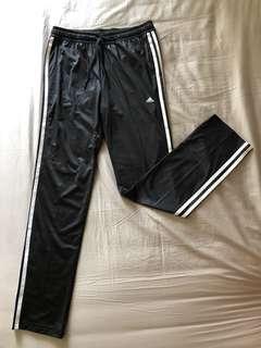 Adidas 黑色長褲