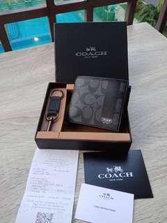 Coach wallet #FlytoSG