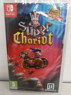 (Brand New) Nintendo Switch Super Chariot