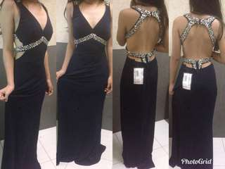 Sexy long dress for rent only