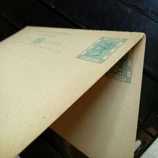 [lapyip1230 有故事!] 香港郵資明信片(雙片) 1892年 維多利亞 壹仙 新片 Mint