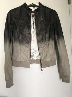 Danier Ombre Leather Jacket size XS