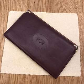 Vintage Cartier long wallet