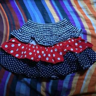 Raffle Skirt