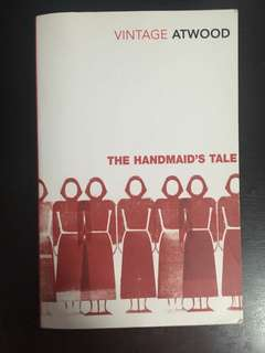 The Handmaid's Tale by Margarent Atwood