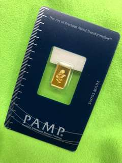 < PAMP Gold Bars - 999 Gold Series > + < Gold Zodiac Coins - limited edition >