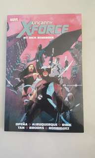 Marvel Comics: Uncanny X-Force Complete Collection Vol. 1