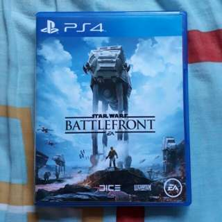 Star Wars Battlefront PS4 (Used)