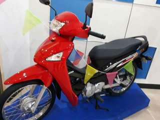 Honda Wave 110 Alpha