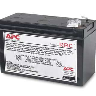 APC UPS Replacement Battery Cartridge for APC UPS Model BE550G and select others (RBC110) APCRBC110
