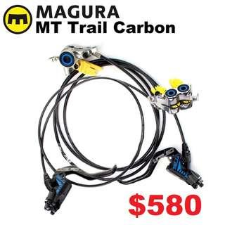MAGURA MT Trail Carbon Disc brakes---------- (XTR M9020 XT M8020 M8000 M785 SLX M7000 M315 MT2 MT5 MT5E MT7) DYU