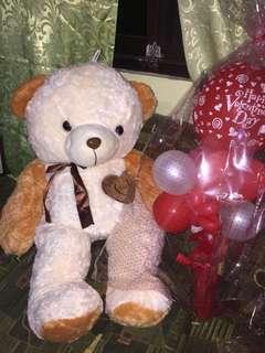Teddy bear #FlytoSG