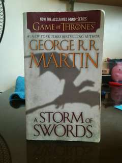 Game of Thrones: A Storm of Swords