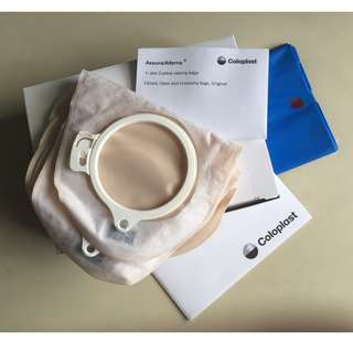 Coloplast Ostomy Bag (Alterna 1683) 60mm