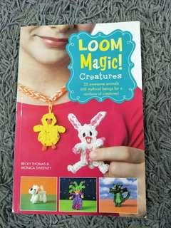Loom magic creatures book