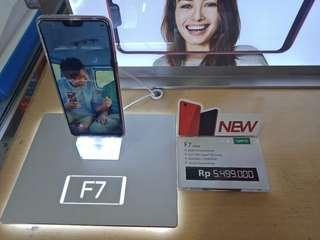 New Oppo F7 Ram 6
