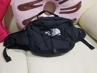 The north face 腰bag