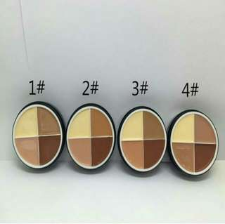 CLEARANCE Menow Foundation 4 in 1