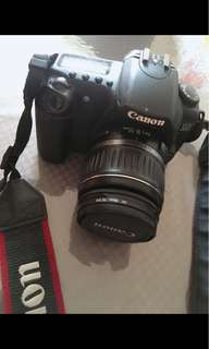 Canon camera with all device plus using guide