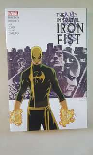 Marvel Comics: The Immortal Iron Fist Complete Collection Vol. 1
