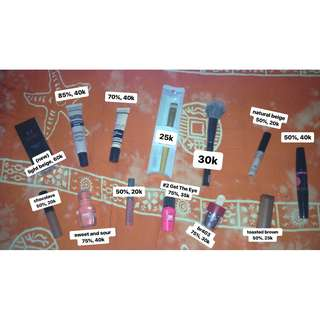 Makeup Preloved