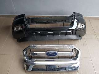 Ford Ranger Front Bumper Original