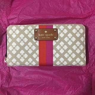 Kate Spade Wallet Neda Stucco