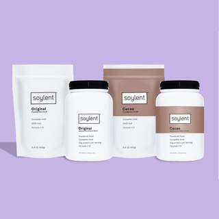 Soylent Powder Pouch 450g(5 Meals) - Cacao
