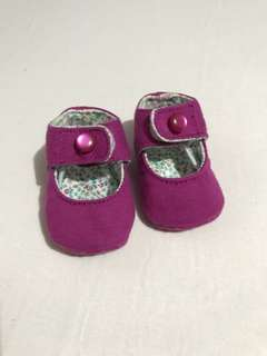 Mother Care New Born Doll Shoes