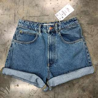 Zara Mom Shorts (all sizes available)