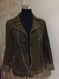 💥Olive Green Jacket 💕