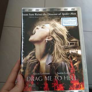 DVD Movie Drag me to hell