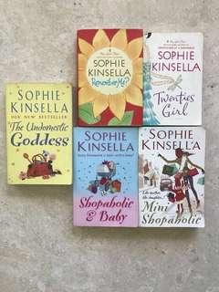 Sophie Kinsella Novels / Books