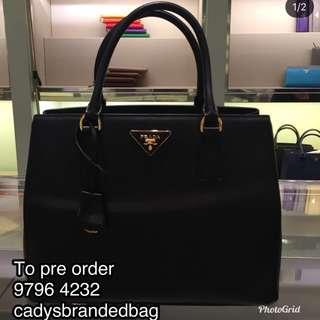 714d2fc8964a prada bag saffiano | Everything Else | Carousell Singapore