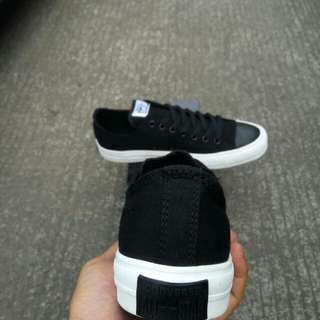 Converse All Star undefeated Black/White