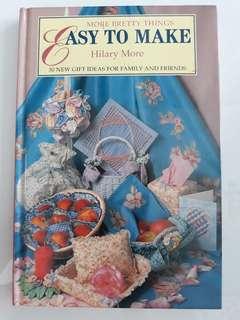 Hand craft book