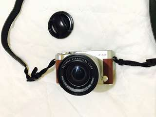 Fujifilm X-A3 Brown