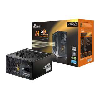 SEASONIC M12II-750 80 Plus Bronze Modular Power Supply