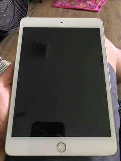 iPad Mini 4 Gold 128GB