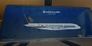 Singapore Airline (SIA) 70 Anniversary Limited Edition A380 model