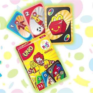 Japan 🇯🇵 McDonald's  UNO happy meal 30th anniversary