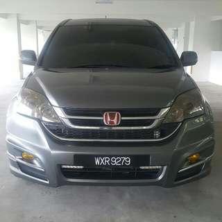 SAMBUNG BAYAR *:HONDA CRV i-VTEC *CC*:2.0 *