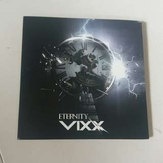 VIXX Eternity Album