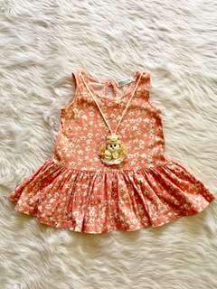 PL Crib Couture Dress (6M)