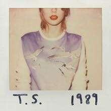 Taylor Swift 1989 Album