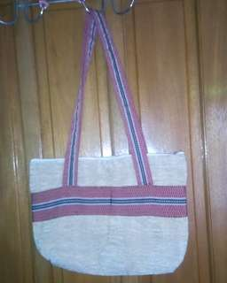 Soft shoulder bag