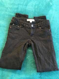 Black jeans from just jeans